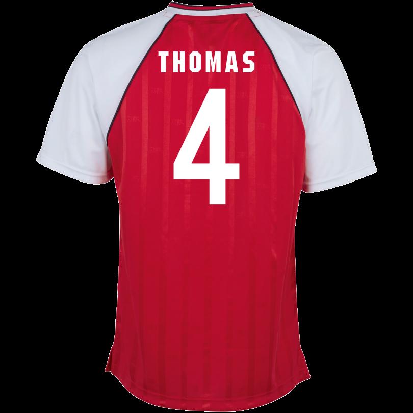Arsenal 88-89 Home Shirt