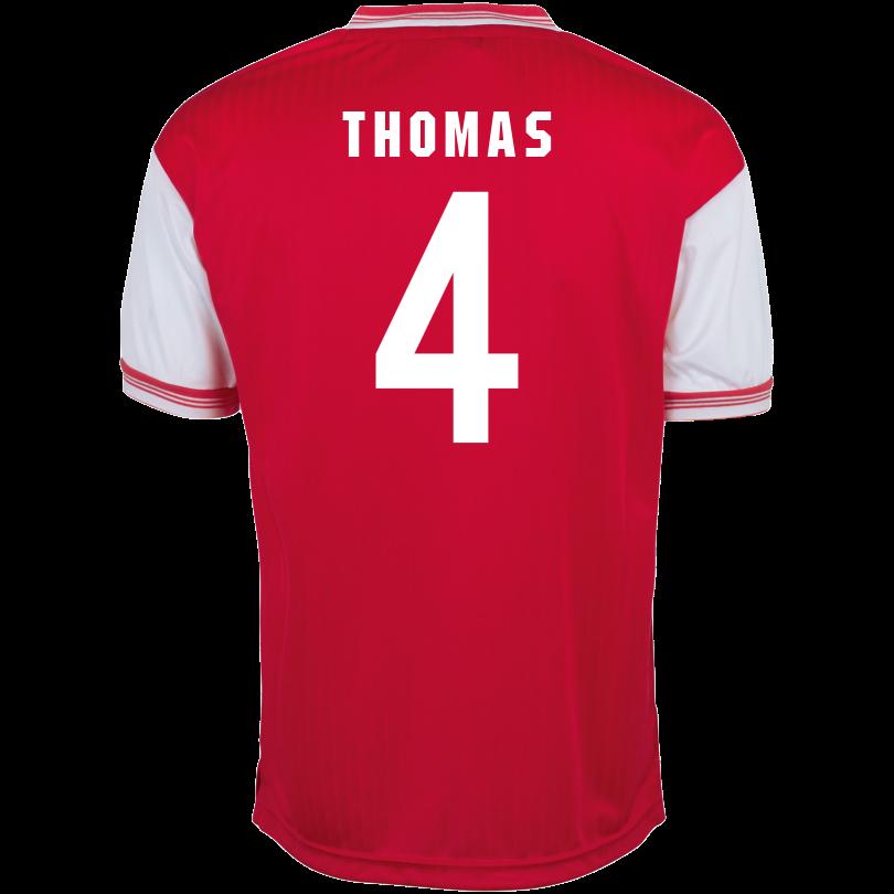 Arsenal 1985 Home Centenary Shirt
