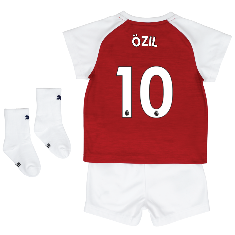 Arsenal Baby 18/19 Home Kit