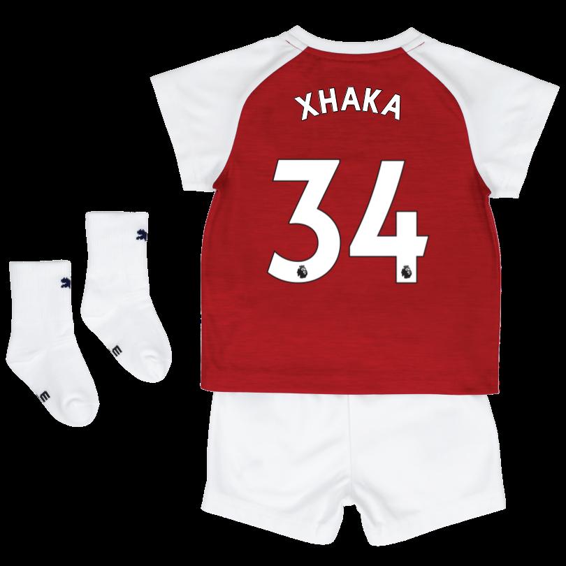 Arsenal Baby 18/19 Home Kit