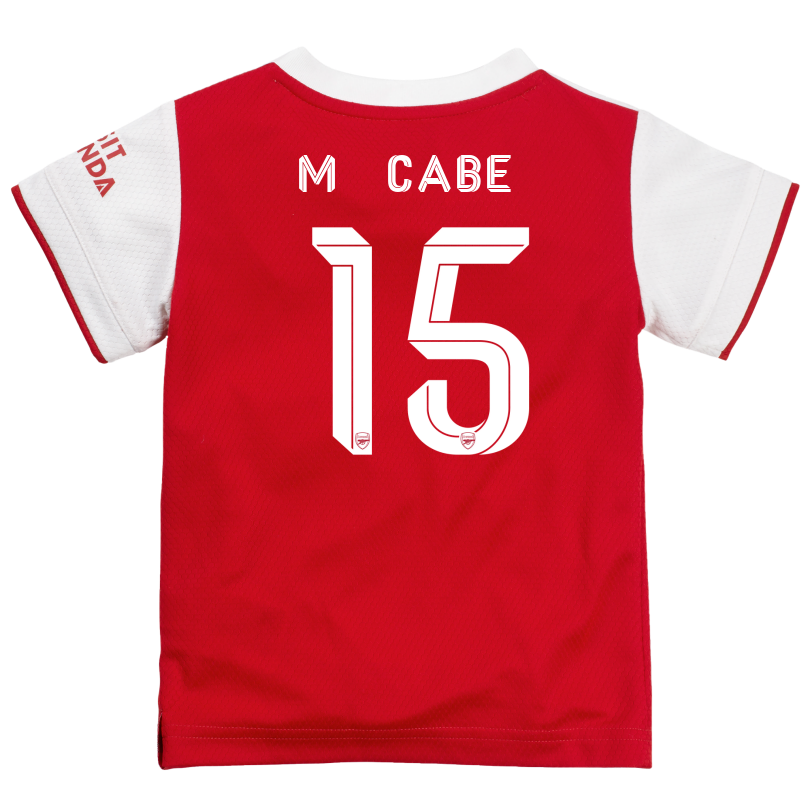 Arsenal 19/20 Home Baby Kit