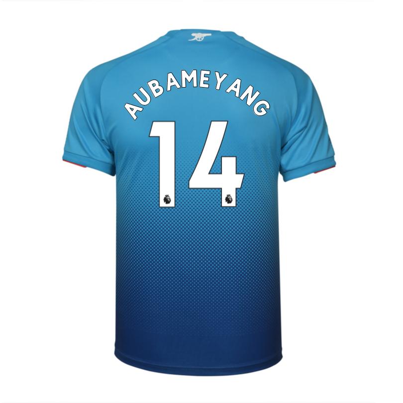 Arsenal Junior 17/18 Away Shirt