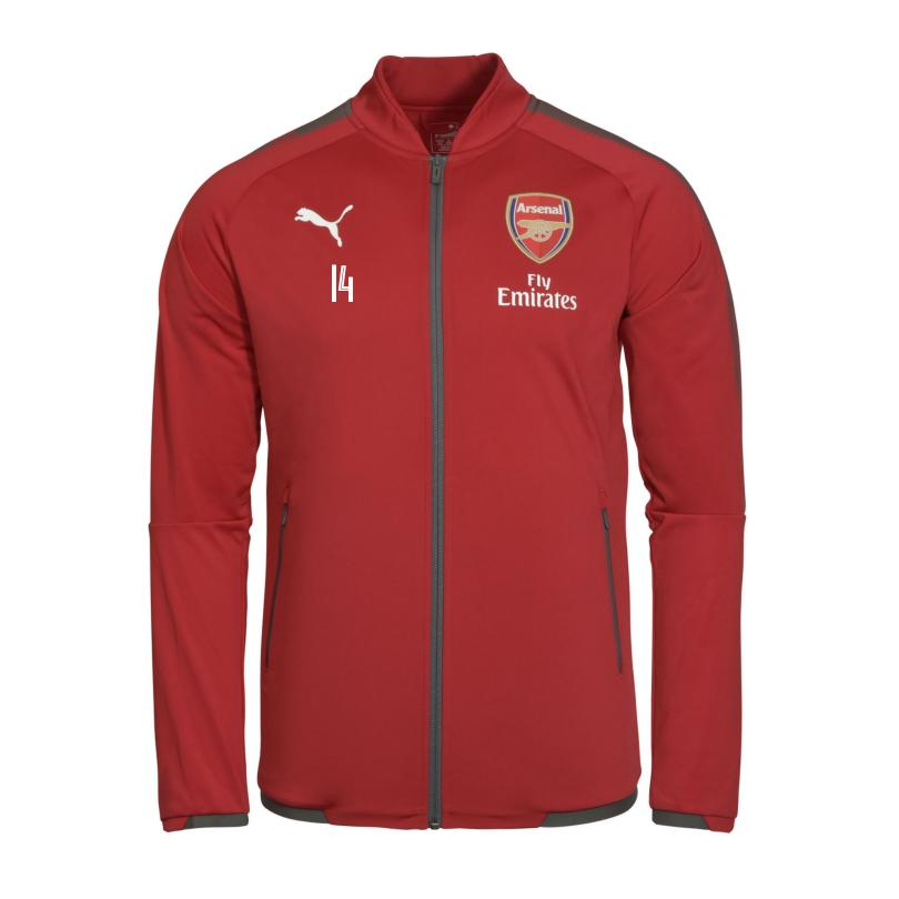 Arsenal Junior 17/18 Home Stadium Jacket