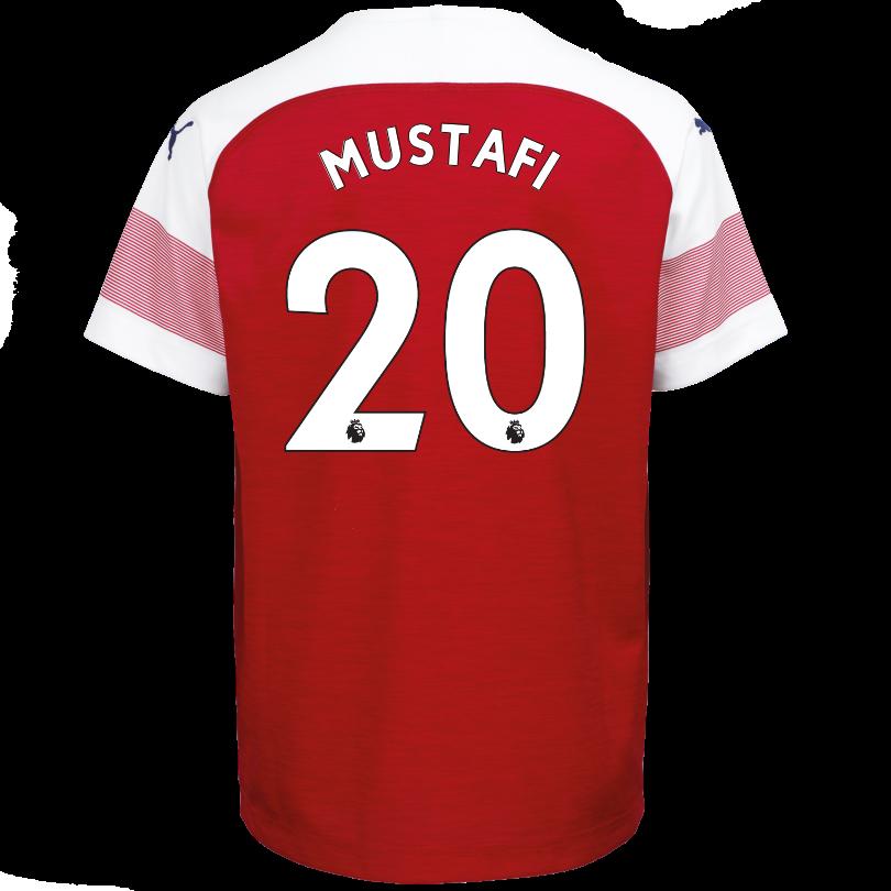 Arsenal Junior 18/19 Home Shirt