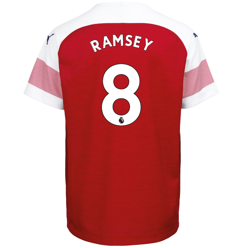Arsenal Junior 18/19 Home Shirt