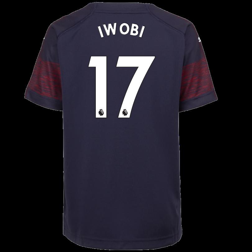 Arsenal Junior 18/19 Away Shirt