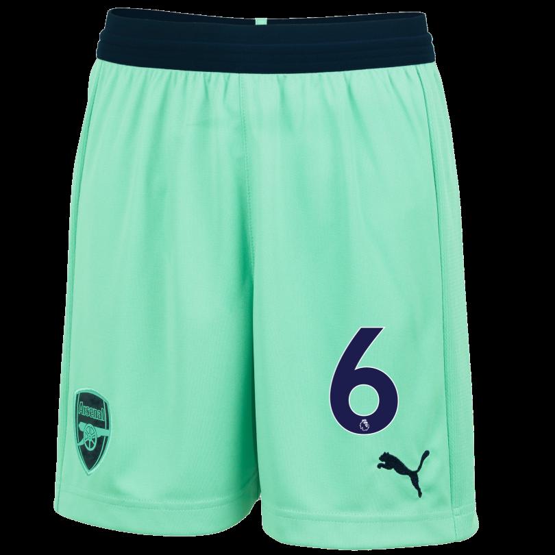 Arsenal Junior 18/19 Third Shorts