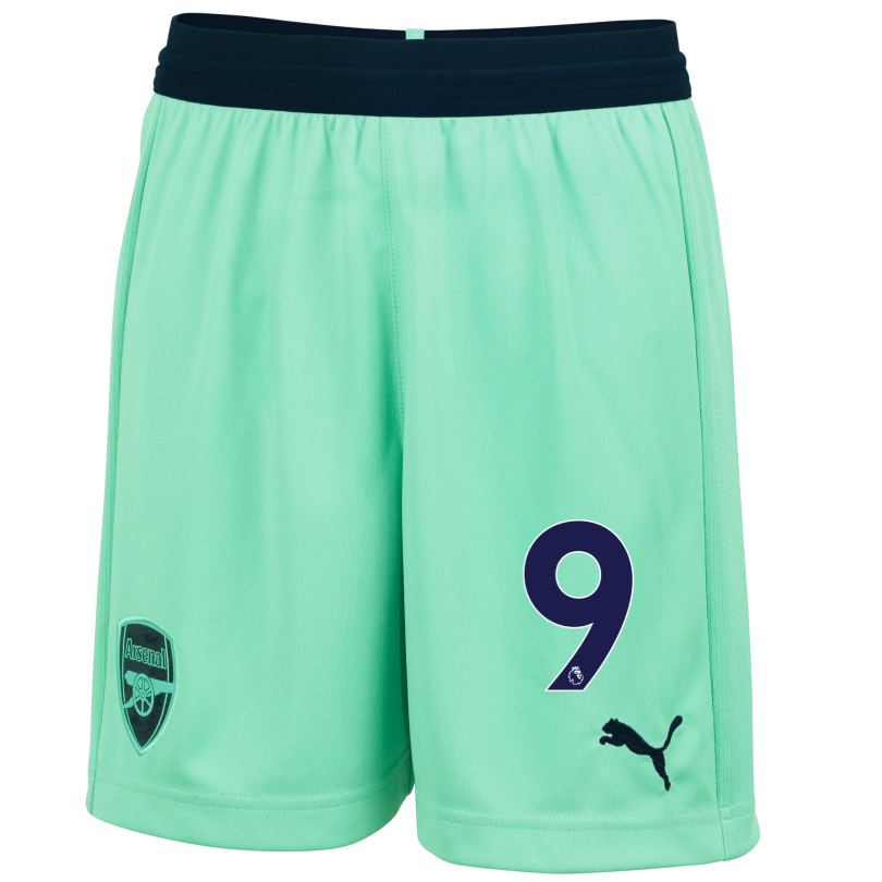 Arsenal Junior 18/19 Third Shorts