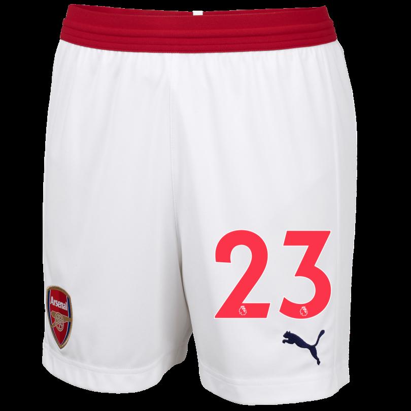 Arsenal Junior 18/19 Home Shorts