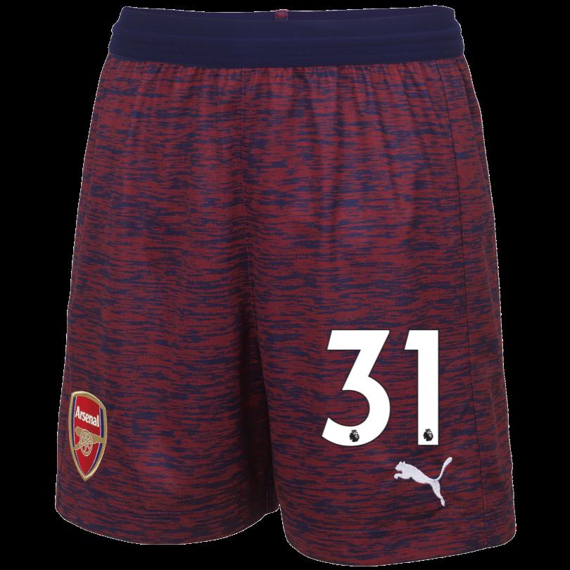 Arsenal Junior 18/19 Away Shorts