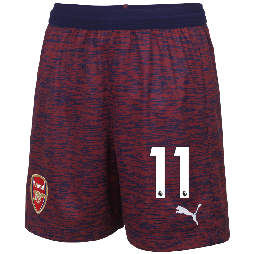 Arsenal Junior 18/19 Away Shorts