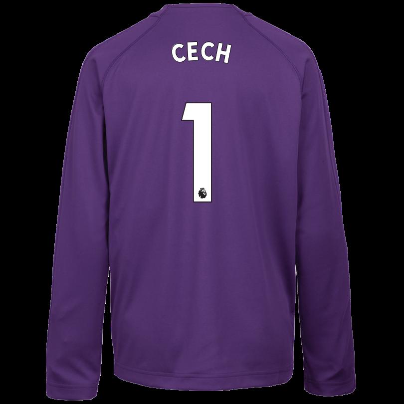 Arsenal Junior 18/19 Purple Goalkeeper Shirt