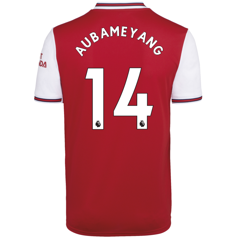 Arsenal Junior 19/20 Home Shirt