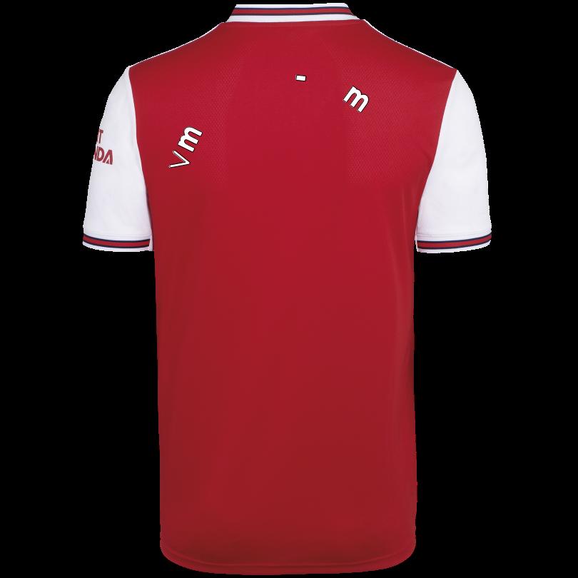 Arsenal Junior 19/20 Home Shirt