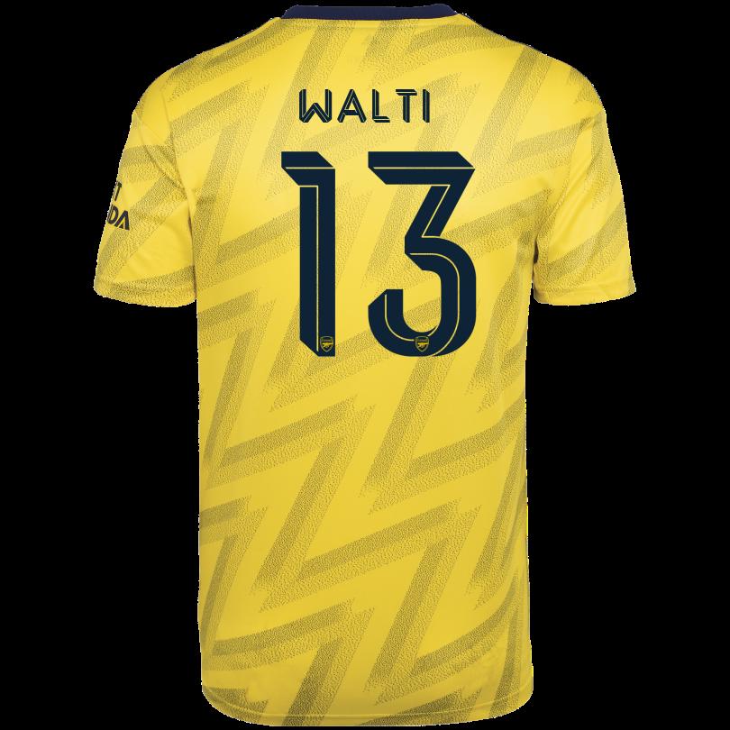 Arsenal Junior 19/20 Away Shirt