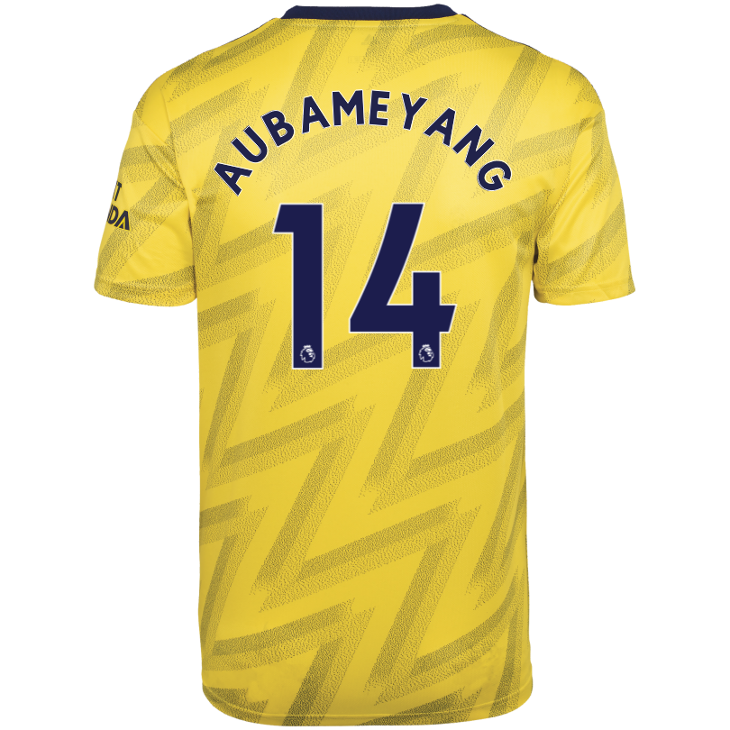 Arsenal Junior 19/20 Away Shirt