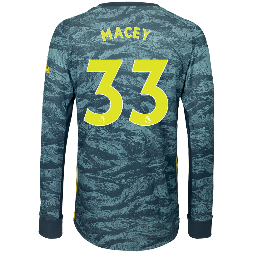 Arsenal Junior 19/20 Goalkeeper Shirt