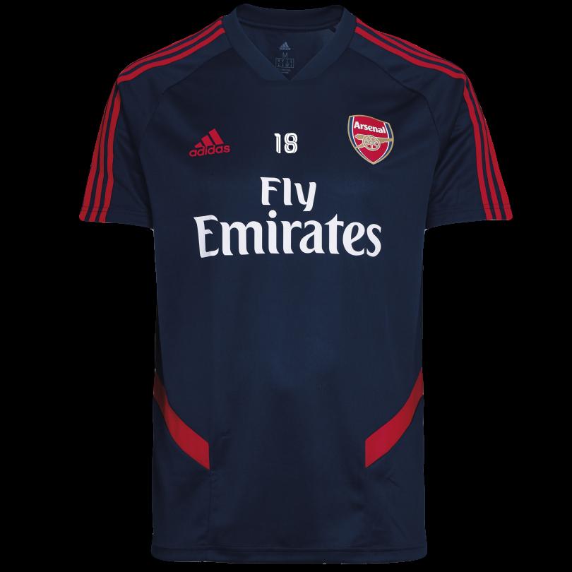 Arsenal Junior 19/20 Training Shirt