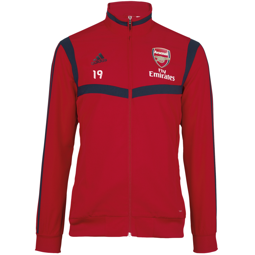Arsenal Junior 19/20 Presentation Jacket