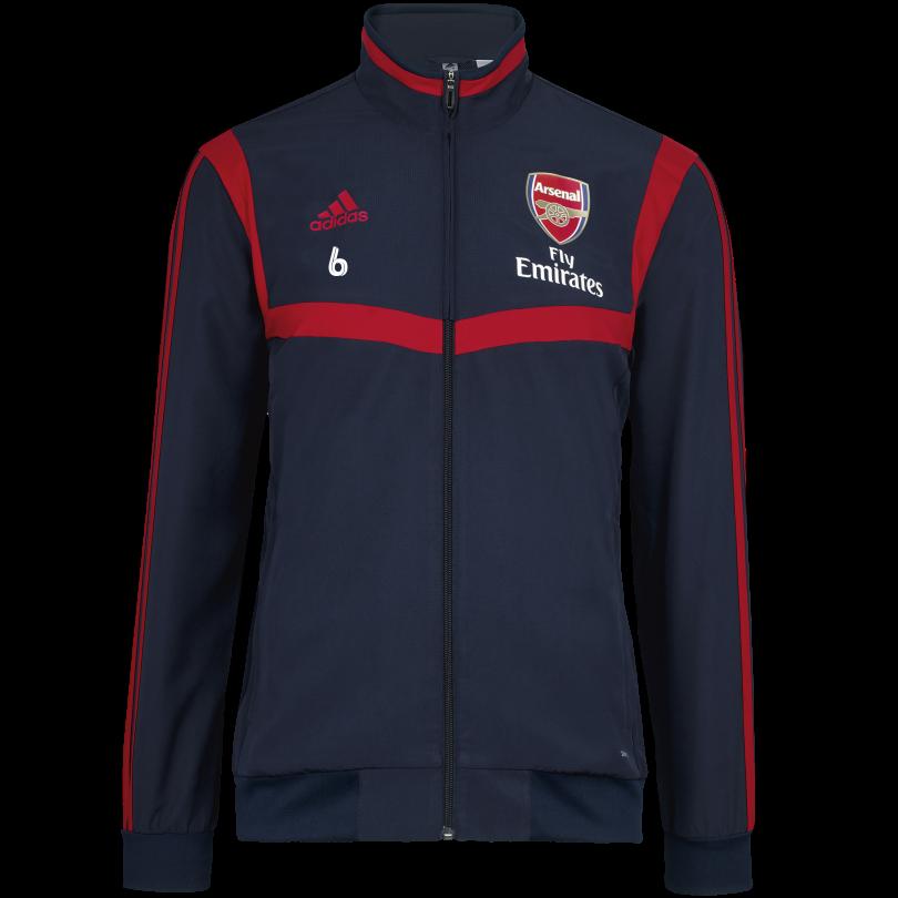 Arsenal Junior 19/20 Presentation Jacket