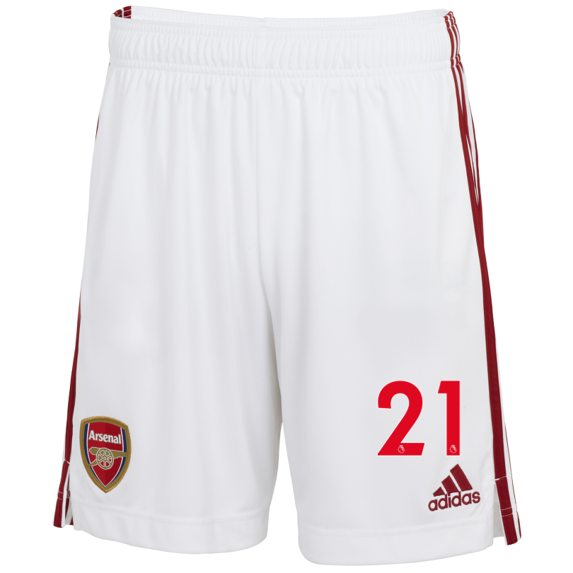 Arsenal Junior 20/21 Home Shorts