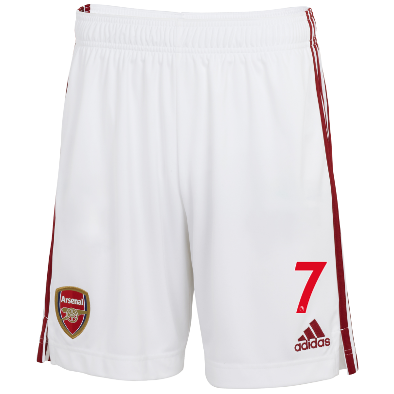 Arsenal Junior 20/21 Home Shorts