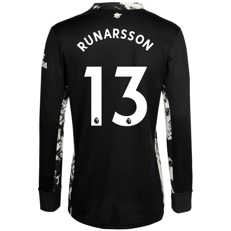 Arsenal Junior 20/21 Goalkeeper Shirt