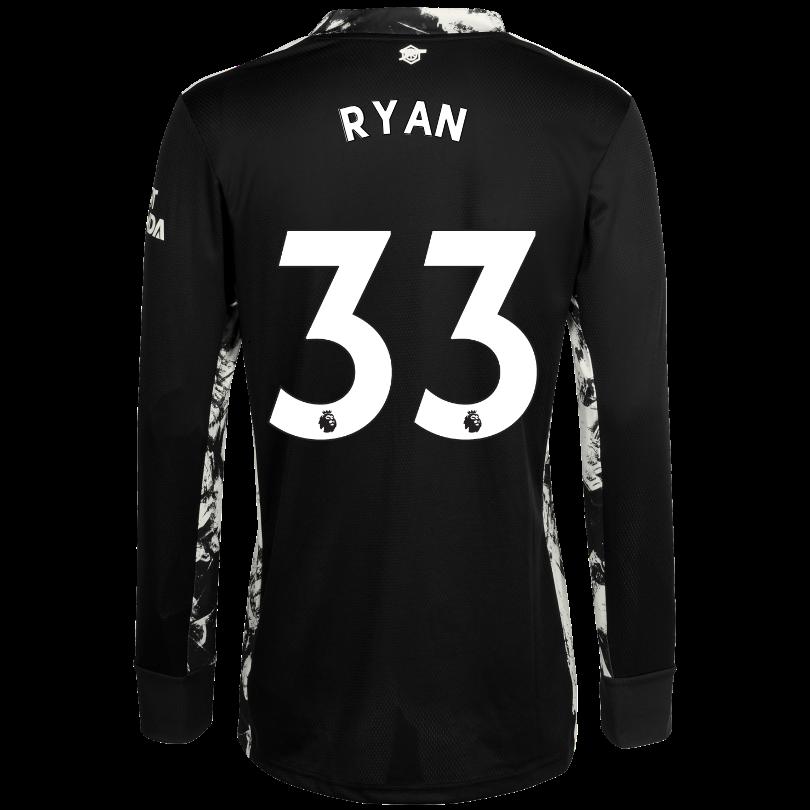 Arsenal Junior 20/21 Goalkeeper Shirt