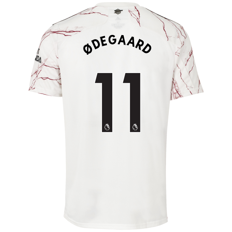 Arsenal Junior 20/21 Away Shirt
