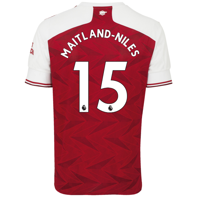 Arsenal Junior 20/21 Home Shirt