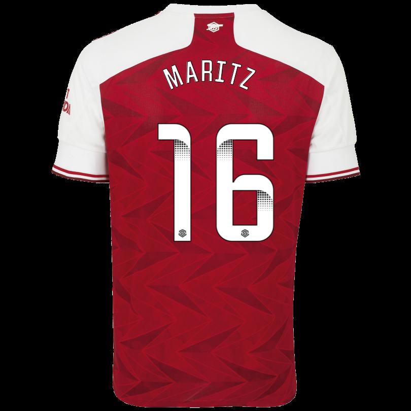 Arsenal Junior 20/21 Home Shirt