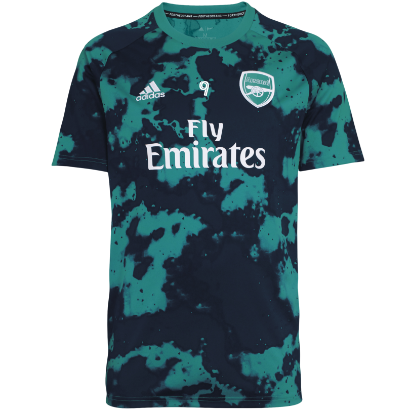 Arsenal Junior 19/20 Pre Match Shirt