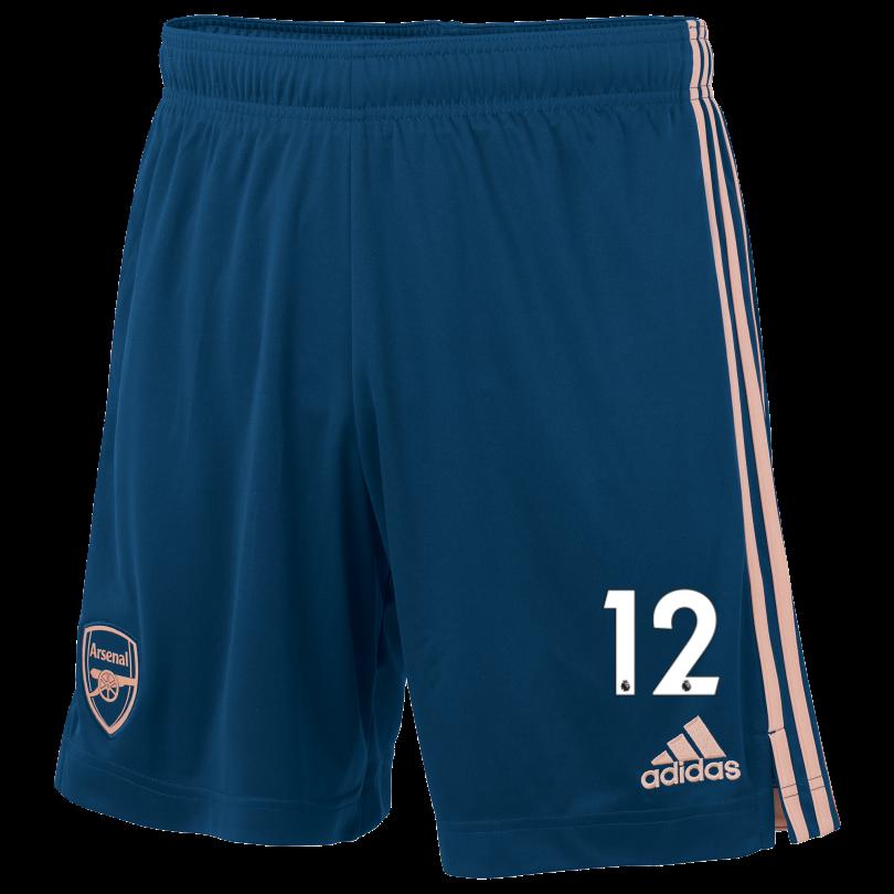 Arsenal Junior 20/21 Third Shorts