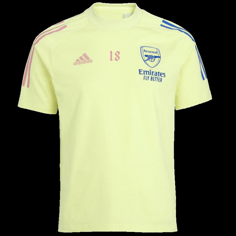 Arsenal Junior 20/21 Training T-Shirt
