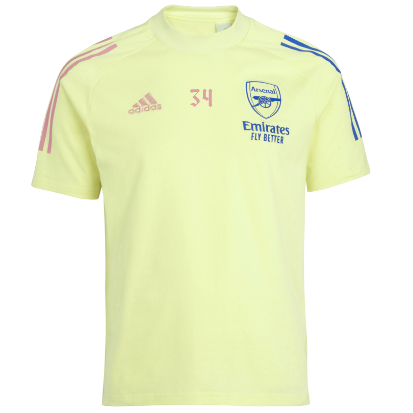 Arsenal Junior 20/21 Training T-Shirt