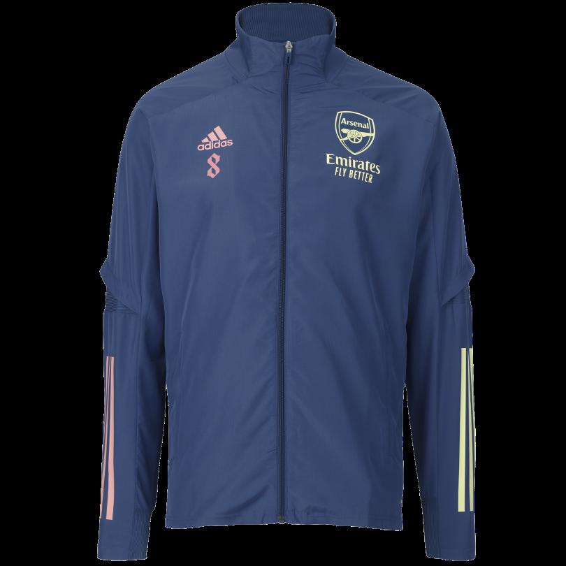 Arsenal Junior 20/21 Presentation Jacket