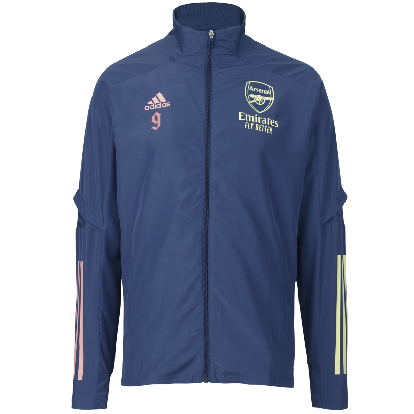 Arsenal Junior 20/21 Presentation Jacket