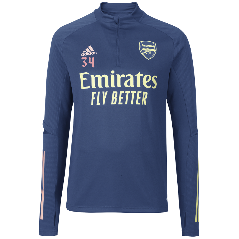 Arsenal Junior 20/21 Training Top