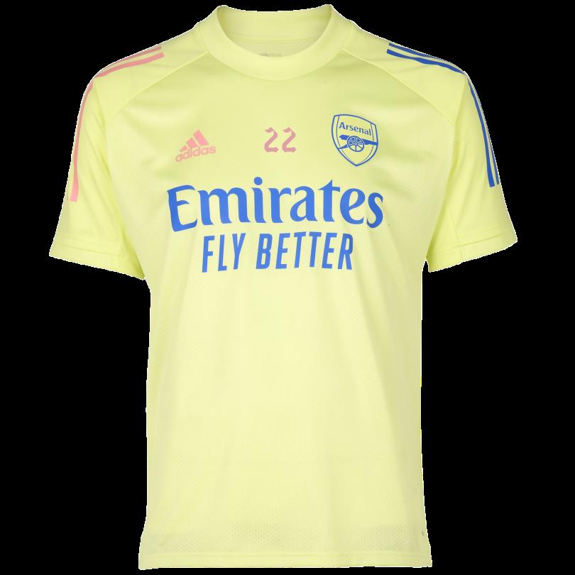 Arsenal Junior 20/21 Training Shirt
