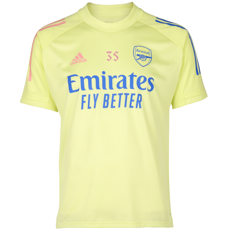 Arsenal Junior 20/21 Training Shirt