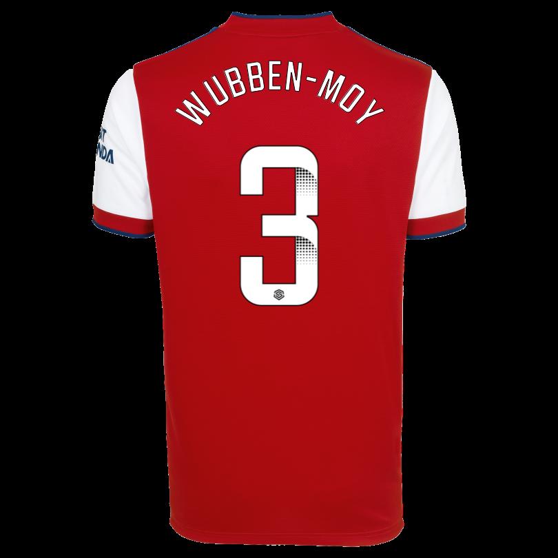 Arsenal Junior 21/22 Home Shirt