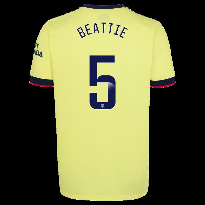 Arsenal Junior 21/22 Away Shirt