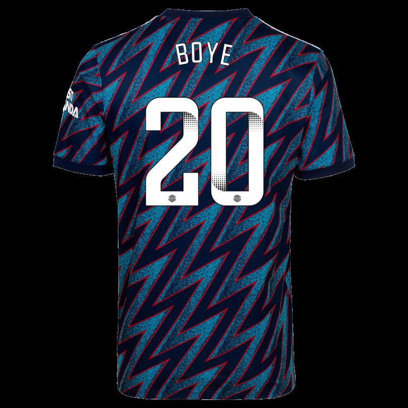 Arsenal Junior 21/22 Third Shirt