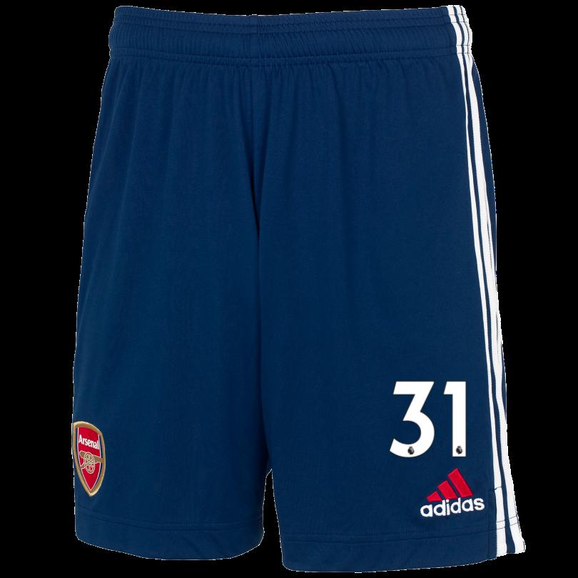 Arsenal Junior 21/22 Third Shorts