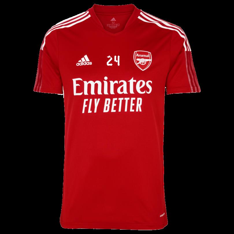 Arsenal Junior 21/22 Training Shirt