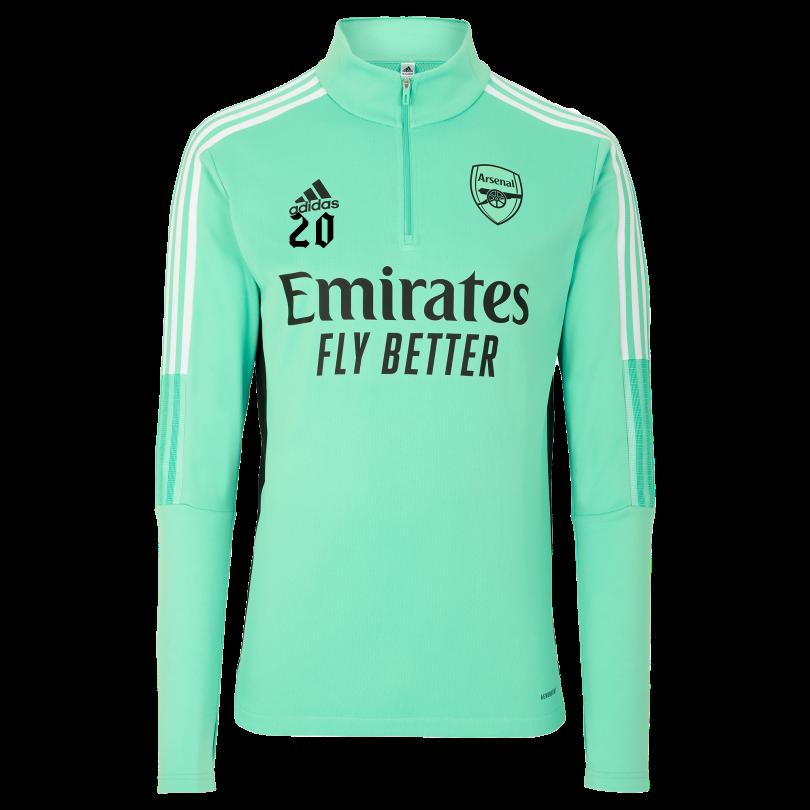 Arsenal Junior 21/22 Warm Top