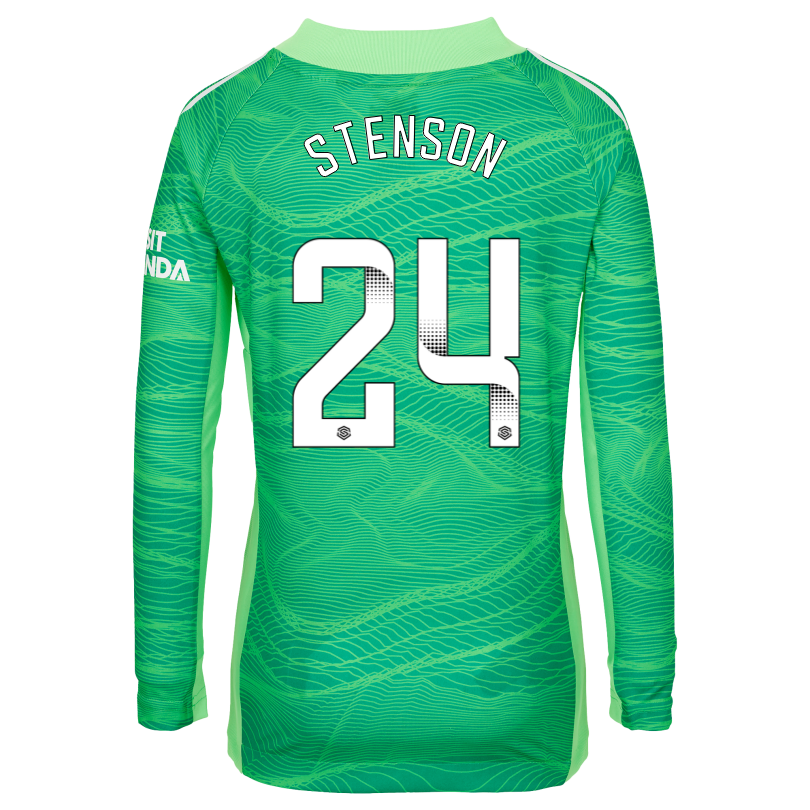 Arsenal Junior 21/22 Goalkeeper Shirt