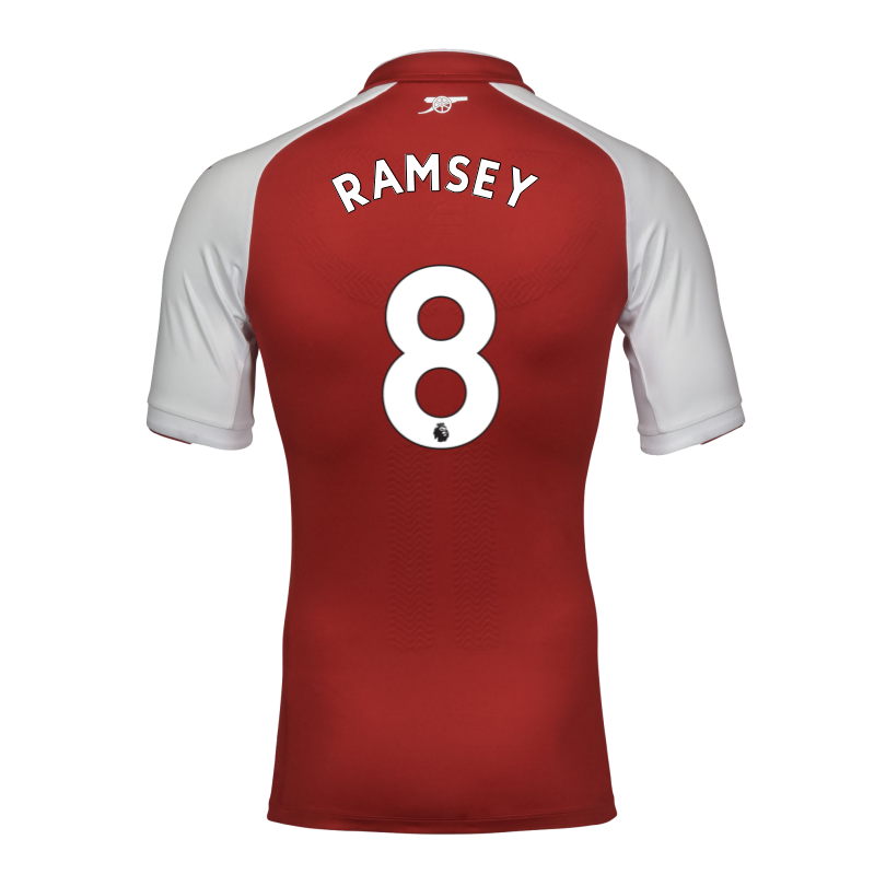 Arsenal Authentic 17/18 Home Shirt