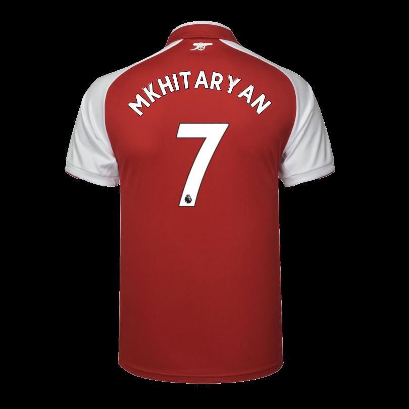 Arsenal Adult 17/18 Home Shirt