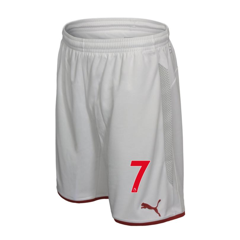Arsenal Adult 17/18 Home Shorts